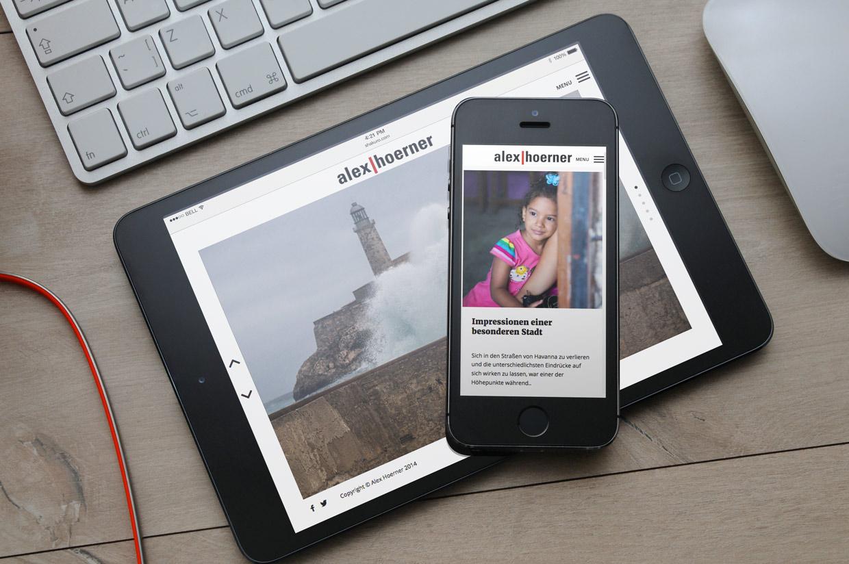 Alex Hoener Ipad & Iphone