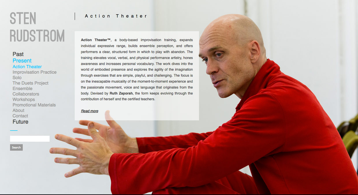 Sten Rudstrom - Action Theater