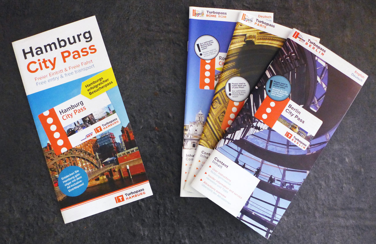 City Pass Brochure