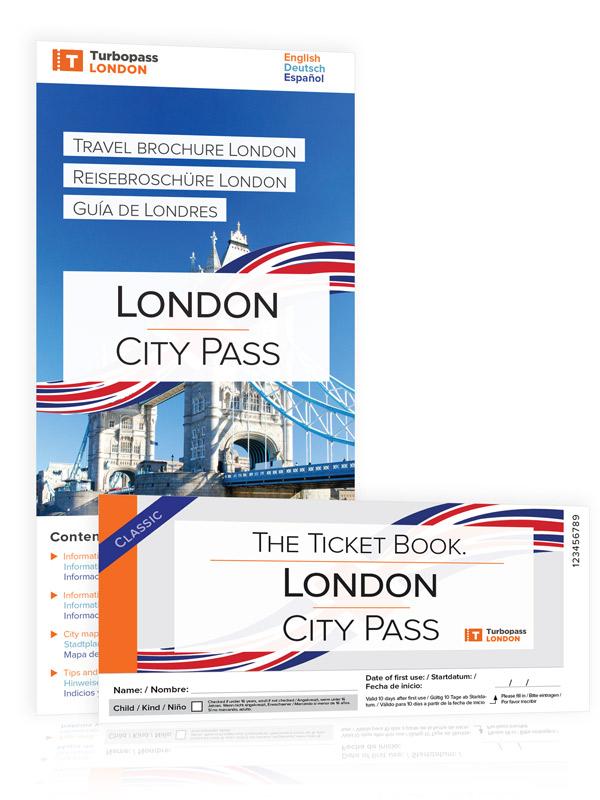 Ticket Book Design