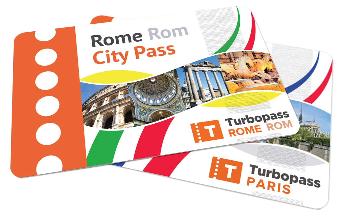 City Pass design