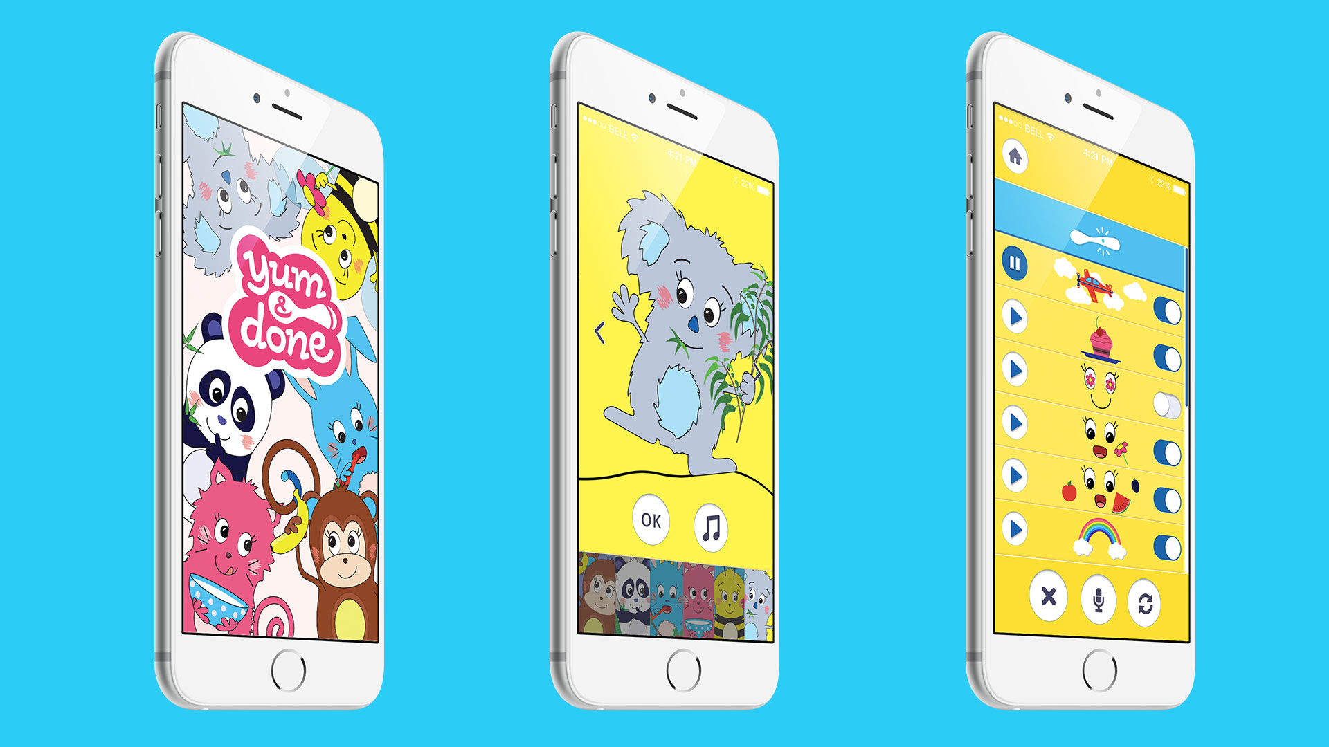 Children's App Design